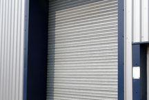 VIP Garage Doors / warehouse racking, checkout stands, roll-up doorways, garage door entrances and the list is endless.