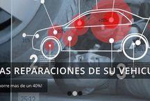 """TALLERCAR """"Reparación Vehículos - Presupuestos Personalizados"""" / TALLERCAR"""