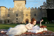 Tuscan Wedding Photoshoot / Inspiring Tuscan photoshoot