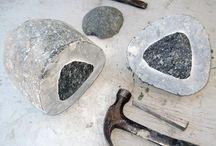 Crafts - Rock Work