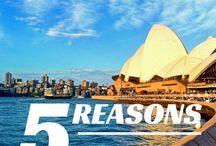 Australia New Zealand Travel / Travel Down Under