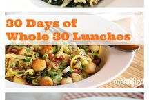 WHOLE30 / by Sally Wattrus
