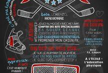 fête hockey