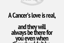 Cancer / The way I am