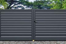 portail - clôture