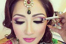 Simple yet ellagant makeup!
