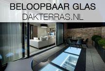 Beloopbaar glas / Extra veel daglicht in huis en geen ruimte op het dakterras verliezen? Het kan met het beloopbaar glas van Dakterras.nl