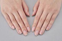 Professional Nail Work / プロの技術で、健康な指先、ナチュラルネイルで日常生活をより美しく