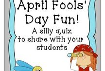 Event Day: April Fools