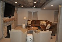 Glenview Finished Basement / Custom Finished Basement in Glenview IL