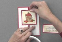 Cards With Folds / Cards With Folds / by Rosie Owens