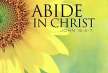 Word of 2018 - Abide in Him