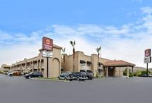 St. George Utah Clarion Suites Hotel / Clarion Suites located in St. George, Utah is centrally located off the I-15 Interstate Exit 6 Near Zion, Bryce, North Rim, Tuacahn, St. George Temple and Dixie State University / by Clarion Suites St. George, Utah  Choice Hotels