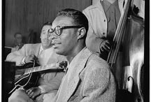 Jazz musicians. / by Kenneth Hylbak