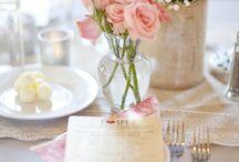 .: Ivory / Blush Weddings :.