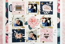 Cocoa Daisy January 2017: Buttercup / We carefully curate Scrapbooking, Day in the Life (Project Life or pocket scrapbooking), Day Planner (organizers, filofax, kikki k, midori traveler's notebook, planner) kits every month.  Exclusive stamps, washi tape, paper clips, puffy stickers, and more!