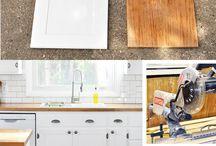 Kitchen / by Brittany Iskra