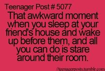 Hahaha / These I can all relate to !!!!!!!
