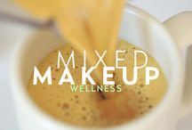 Mixed Makeup Wellness / Here you can find everything you need to live a strong, healthy life with our experts Kelly LeVeque of Be Well By Kelly and Mary Shenouda the Paleo Chef. You'll also hear from the wellness industry's top experts and see the latest trends in fitness from Los Angeles.