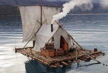 Husbåde
