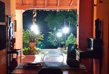 Posada La Aljorra / Dirección: Entre sector La Soledad y Sector La Loma, frente al parador turistico, Choroni, Edo. Aragua. Km. 49. Teléfonos: 0243-218.88.41// 0414-586.6254// 0412-889.0311 espacioHorario de llamadas de 10 am a 10 pm Correo Electrónico: cotizacioneslaaljorra@gmail.com// espacioposadalaaljorra@Gmail.com Página Web: http://enchoroni.com/posada-la-aljorra