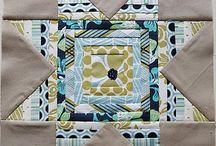 Blocking fantastic / Block designs