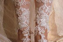 Leg lace