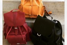 Leather Backpacks / This board features stylish leather backpacks! Get more leather backpacks at http://www.copperriverbags.com/