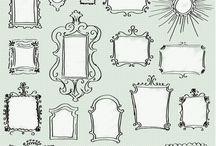 Art & craft - Frames