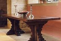 Medieval dining room / by Iabou Windimere