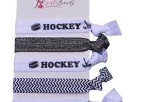 Hockey Hair Ties