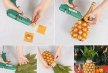 słodki ananas