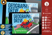 Social Studies for Kids / History and Geography Apps, Activities, Printables, and Aides for Kids. Great for Teachers, Parents, and Educators. #geographyforkids #historyforkids #kidsgeography #kidshistory