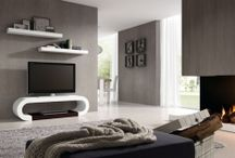 MESAS PARA TV / Ideas y propuestas para decorar y amueblar tu hogar con originales mesas para television