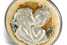 Icoane din argint sau argintate