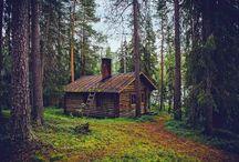 Finnland / Finnland ist eine Reise wert: nicht nur wegen Metal-Bands und finnischer Sauna. Das Land besticht durch wunderschöne Seen und mystische Wälder.