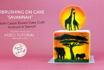Cake Decorating Video Tutorials