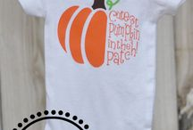 Pumpkin Shirts