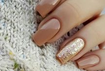 gel nails ideas for fall