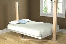 Tempat Tidur Gantung