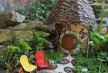 miniature garden creations