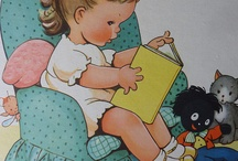 Mabel Lucie attwell - reminds me of my childhood