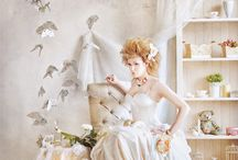 Vintage style / Foto: Elena Vokhmyanina Model&Decor: Anna Gorbacheva Make-up & hair: Daria Kulakova