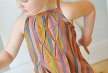 Children's sewing inspiration / by Sabine C