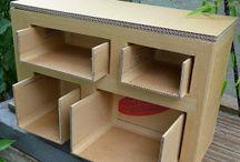 cartonnage meubles et autres