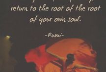 Rumi and such