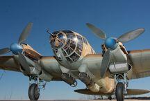 Modele - plastic - airplanes - second world war / Modele wszystkich skal samolotów z drugiej wojny światowej - tylko te najlepiej wykonane