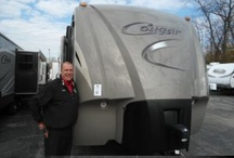 Cougar High Country Travel Trailers / Cougar High Country's Helium Technology utilizes advanced materials and manufacturing technology to significantly reduce weight while maintaining all the features, comforts and ruggedness you expect in a Cougar. / by Petes RvCenter