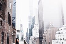 manhattan / by Brittany Charis