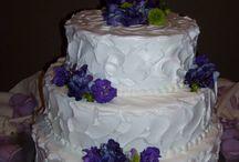 Flowers Decorating Cakes